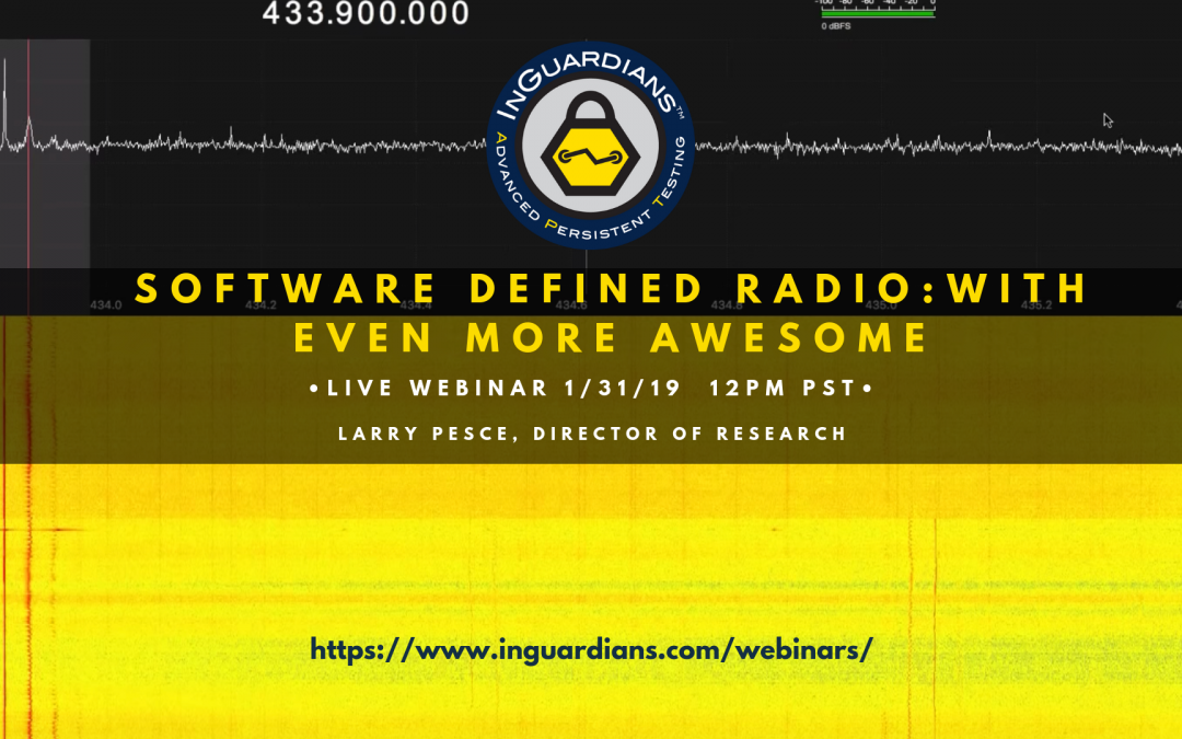 Software Defined Radio: With Even More Awesome!